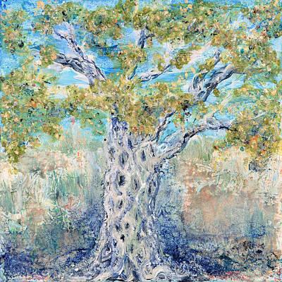 Painting - Olive by Regina Valluzzi