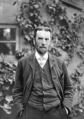Rollo Photograph - Oliver Heaviside by Science Photo Library
