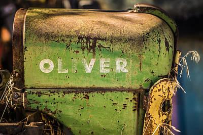 Oliver Art Print by Steve Smith