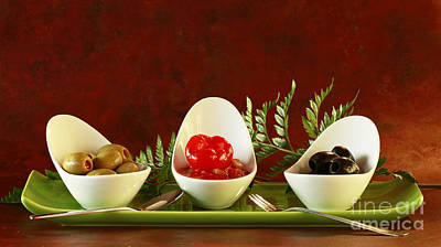 Olives Anyone Print by Inspired Nature Photography Fine Art Photography
