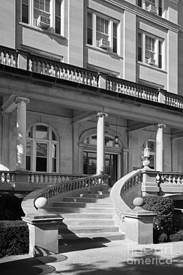 Photograph - Olivet Nazarene University Burke Administration Building by University Icons