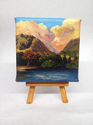 Painting - Olowalu by Darice Machel McGuire