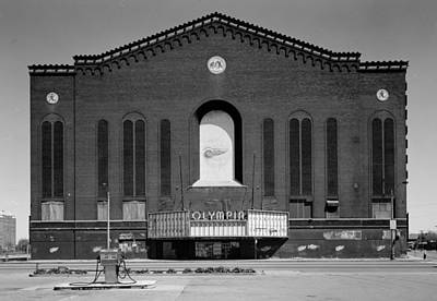 Photograph - Olympia Hockey Arena 1 by Andrew Fare