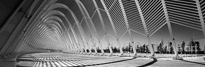 Olympic Sports Complex - Athens Art Print
