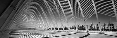 Santiago Calatrava Photograph - Olympic Sports Complex - Athens by Rod McLean