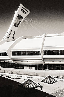 Photograph - Olympic Stadium by Arkady Kunysz