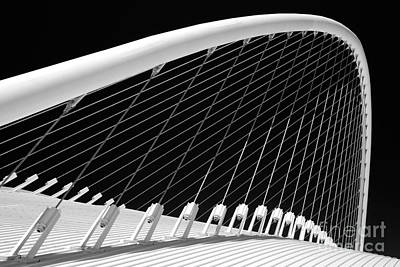 Velodrome Photograph - Olympic Velodrome - Athens by Rod McLean