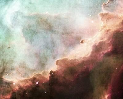 Photograph - Omega Nebula by Marianna Mills