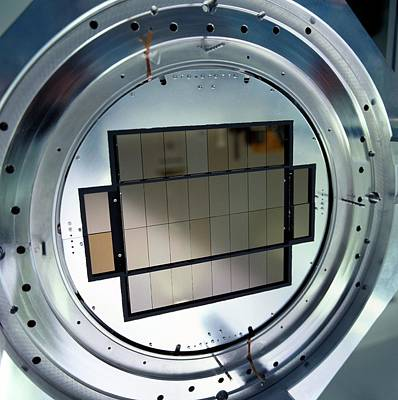 Component Photograph - Omegacam Telescope Camera by European Southern Observatory