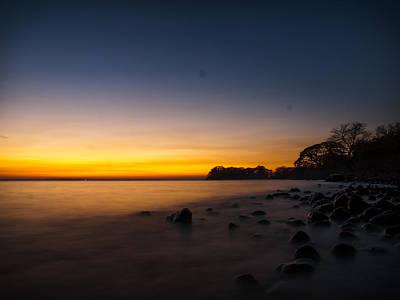 Photograph - Ometepe Lake Mist by Tyler Lucas