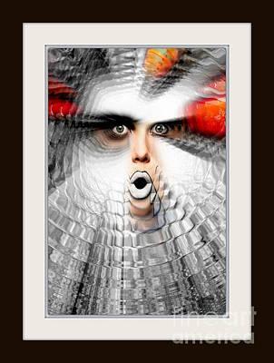 Mixed Media - OMG by Rafael Salazar