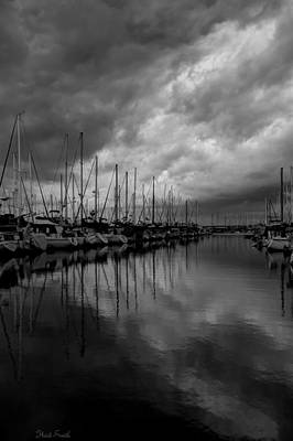 Photograph - Ominous Sky by Heidi Smith