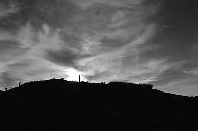 Ominous Sky Over Mt. Washington Art Print