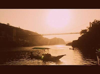 Omkareshwar Bridge Original by Mannoj Umale