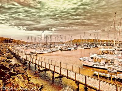 Digital Art - On Any Day by Wallaroo Images