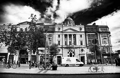 Dublin Photograph - On O'connell Street by John Rizzuto