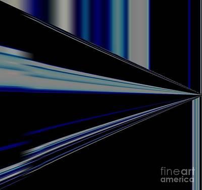 Wrap Digital Art - On Point by Marsha Heiken