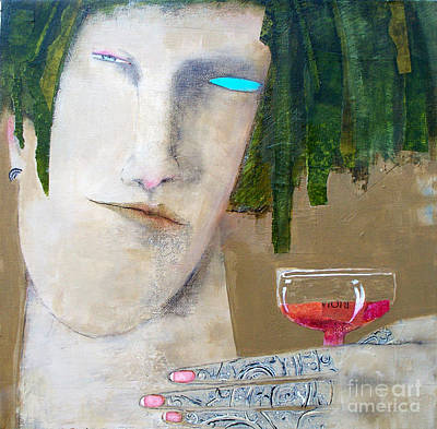On Rioja Time Art Print by Beth Myers