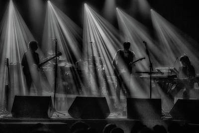 Camel Wall Art - Photograph - On Stage by Adrian Popan