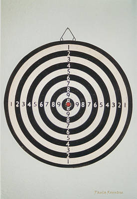 Photograph - On Target by Paula Rountree Bischoff