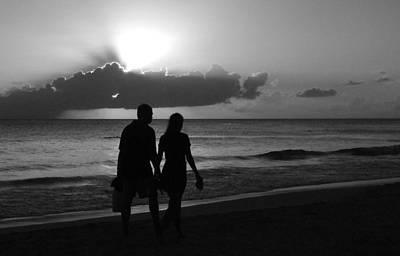 Photograph - On The Beach by Paul Miller