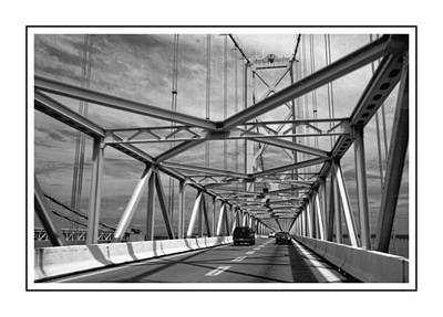 Photograph - On The Bridge by Alice Gipson