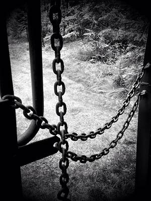 On The Chain Gang Original by Monica St peter