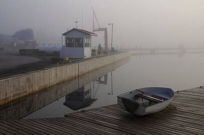 Photograph - On The Dock by Jim Vance