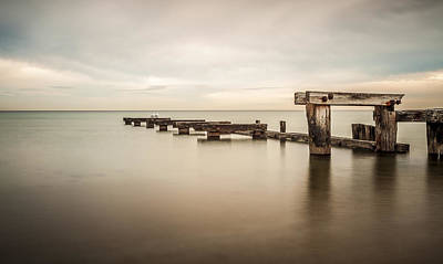 Photograph - On The Dock Of The Bay by Shari Mattox