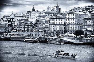 Photograph - On The Douro River by John Rizzuto