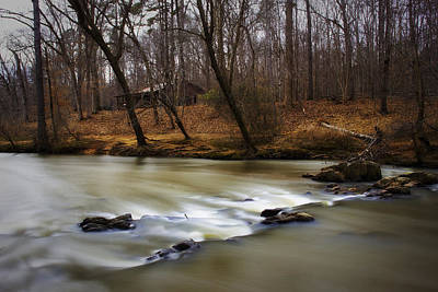 Photograph - On The Eno River by Ben Shields
