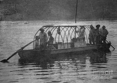 Art Print featuring the photograph On The James 2 by Pete Hellmann
