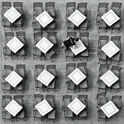 Repetition Photograph - On The Job by Katarina Vuckovic