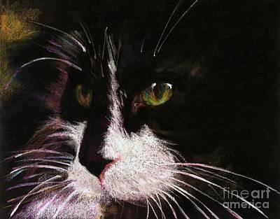 On The Lookout Art Print by Shelley Schoenherr