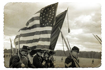 Photograph - On The March by Beverly Stapleton