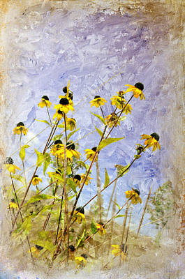 On The Prairie Art Print