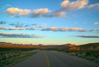 Photograph - On The Road Again by Randy Green