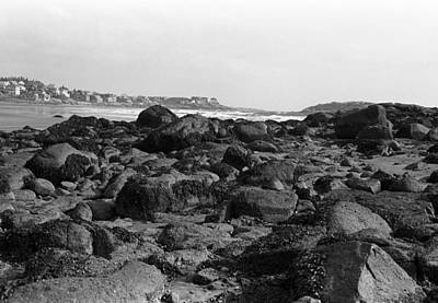Photograph - On The Rocks by Henri Bersoux
