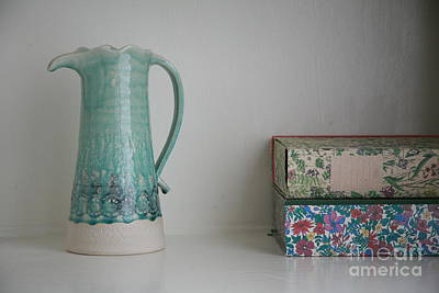 Photograph - On The Shelf.... by Lynn England