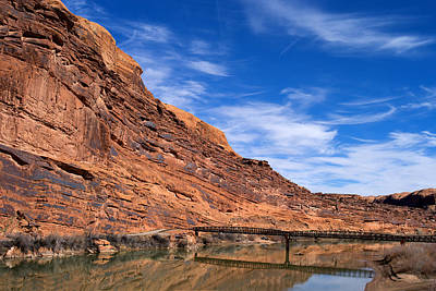 Photograph - On The Way To Moab by Jamieson Brown