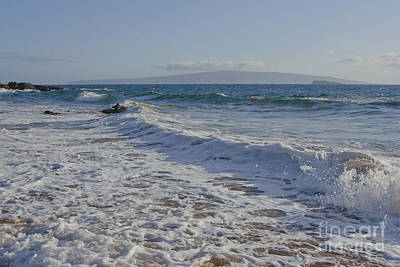 Island Paradise Digital Art - On The Whispering Sea  by Sharon Mau