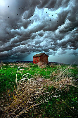 On The Winds Of Time Art Print by Phil Koch