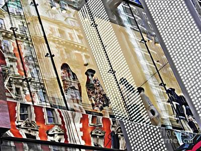 Mannikins Photograph - On West 42nd Street by Sarah Loft