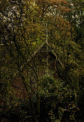 Abandoned Houses Photograph - Once A Fortress by Odd Jeppesen
