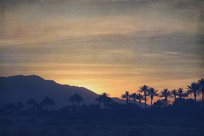 Desert Sunset Photograph - Once Again by Laurie Search