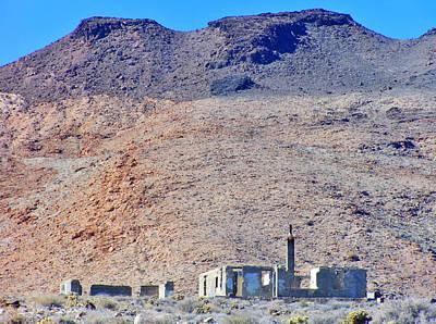 Photograph - Once Blair Nevada by Marilyn Diaz