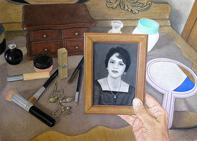 Painting - Once Upon A Time by Lynet McDonald
