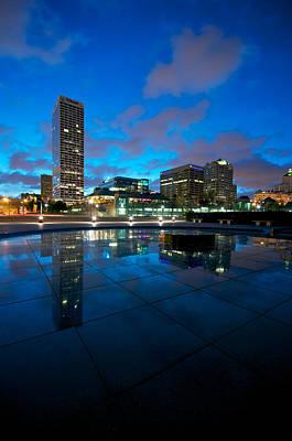 Milwaukee Skyline Photograph - One Above by Josh Eral