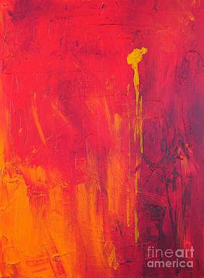 Painting - One Big Coverup by Paulette B Wright