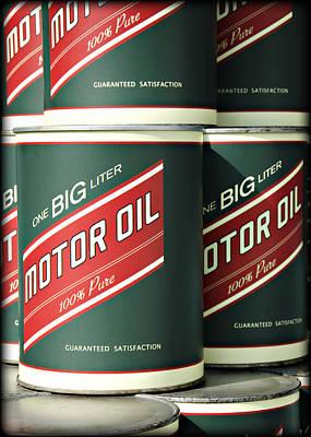 Photograph - One Big Liter by Ricky Barnard